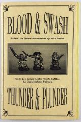Blood & Swash/Thunder & Plunder (1st Edition)