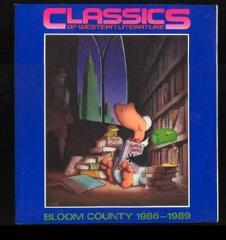 Classics of Western Literature - Bloom County, 1986-1989