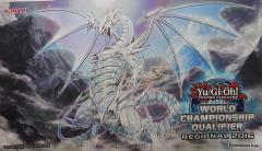 Playmat - Blue-Eyes White Dragon (World Championship Qualifier 2016)