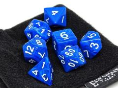Blue Fossil w/White (7)