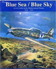 Blue Sea/Blue Sky - Aerial Combat 1940-1943