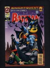 Batman - Knightquest, The Crusade - Issues #668 - 673!