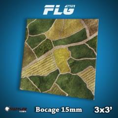 3' x 3' - Bocage 15mm