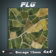 4' x 4' - Bocage 15mm