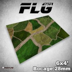 6' x 4' - Bocage 28mm