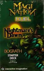 Nightmare's Dawn - Bograth Starter Deck