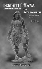 Tara the Swordmistress
