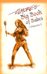 Elmore's Big Book of Babes Volumes I & II