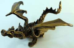 Book Holder Dragon