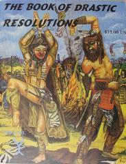 Book of Drastic Resolutions, The #2 - Volume Prax