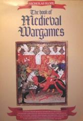 Book of Medieval Wargames w/4 Games!