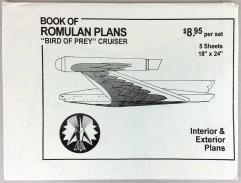 "Romulan ""Bird of Prey"" Cruiser"