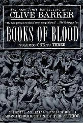 Books of Blood - Vol. #1-3