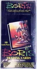 Boris Vallejo Trading Cards Booster Box