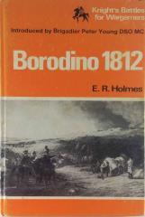 Knight's Battles for Wargamers - Borodino 1812