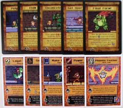 Boss Monster Custom Cards Collection - 10 Cards!