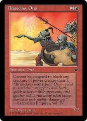 Brassclaw Orcs - Ver. 1 (C4)