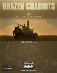 Brazen Chariots - Battles for Tobruk, 1941