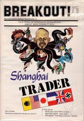 "#22 ""Shanghai Trader, Warlords, Trial of Strength Scenarios w/Countersheet"""