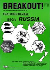 "#25 ""SSG's Russia, Warlords"""