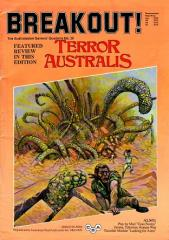 "#26 ""Terror Australis, Traveller Adventure - Looking for Astra, Korean War"""