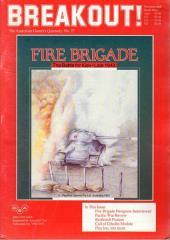 "#27 ""Fire Brigade, Call of Cthulhu Module - Black as Coal"""