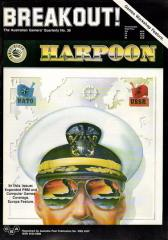 "#38 ""Harpoon the Computer Game, Games Workshop Special"""