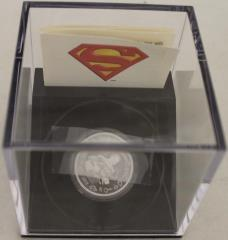 Superman 75th Anniversary Commerative Coin - Breaking the Chains