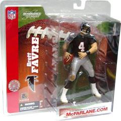 NFL Series 6 - Brett Favre, Falcons