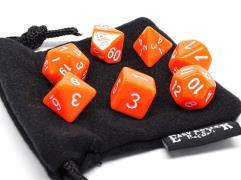 Bright Orange w/White (7)