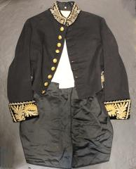 Knight Grand Cross of the Pontifical Equestrian Order of St. Sylvester, Pope and Martyr - Dress Uniform w/Trousers & Hat