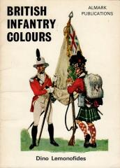 British Infantry Colors