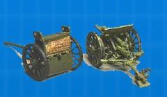 British 18lb Field Gun