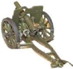"""British 4.5"""" Q.F. Howitzer MK 1"""