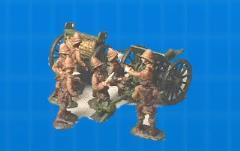 British Gun Crew w/Pith Helmets