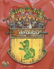 Player's Secrets of Khourane