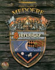 Player's Secrets of Medoere