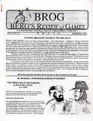 "Vol. 2, #20 ""Three Days of Gettysburg, Empire of the Rising Sun, Antietam Campaign"""