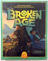 Broken Age w/Documentary (Retro Big Box Edition)