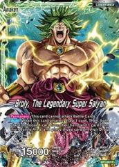 Broly // Broly, The Legendary Super Saiyan