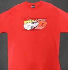 Brothers D - Team Red Suns T-Shirt (XL)