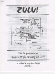 Zulu - The Engagement at Rorke's Drift