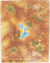 Battletech 3rd Edition Map Set