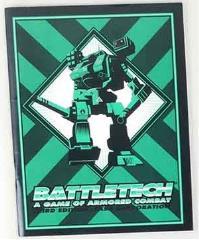Battletech (3rd Edition) - Rulebook Only!