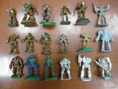 Battletech Miniatures Collection #3 - 18 Figures