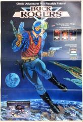 Buck Rogers - Battle for the 25th Century Advertisement Poster
