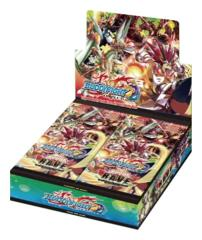 Triple D Booster Pack Vol. 1 - Buddy Rave Booster Box