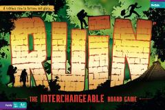 Ruin - The Interchangable Board Game