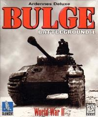 Battleground 1 - Bulge, Ardennes Deluxe