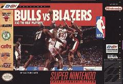 Bulls vs. Blazers - And the NBA Playoffs